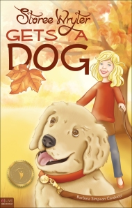 Book Cover/Storee Writer gets a New Dog