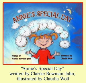 Annie's Special Day/ book cover