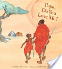 Papa, Do You Love Me? book cover