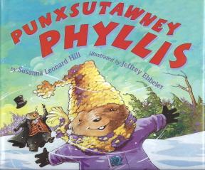 Punxsutawney Phyllis book cover
