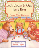 book cover of Let's Count it Out, Jesse Bear