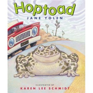 Hop Toad by Jane Yolen