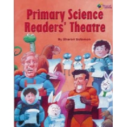 book cover. alt. Primary Science