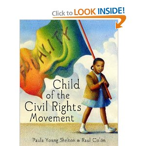 book cover.alt._Child of the Civil Rights Movement.