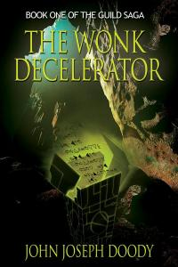 The Wonk Decelerator Book Cover
