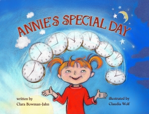 Annie's Special Day book cover.