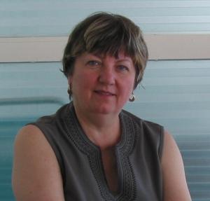 Author Sue Walls