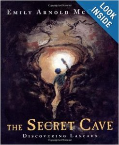 The Secret Cave _book cover