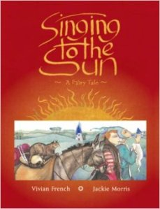 Singing to the sun. book cover