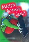 b&n image of Modern Olympic Games