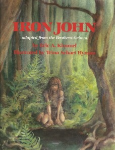 Iron John book cover sent over facebook by friend Joanne Roberts after she read my post and wanted to help. *YaY! Joanne!*