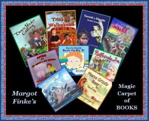 Margot's books
