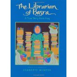 Book cover of THe Librarian of Basra, a True Story of Iraq.