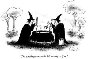 writing memoir