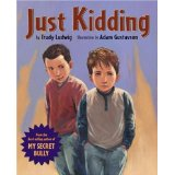 Just KIdding Book cover_