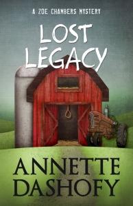 Annette Dashfy's LOST LEGACY