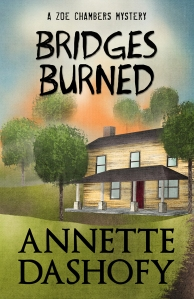 Annette's BRIDGES BURNED front