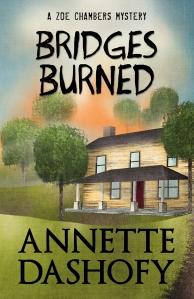 Annette's BRIDGES BURNED front