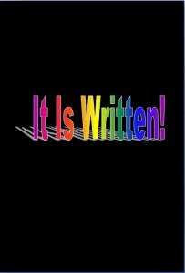 It is Written by Sandra Stein