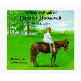 A Picture Bookof Eleanor Roosevelt a book cover0_