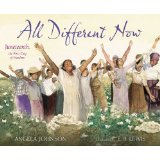 All Different Now book cover_