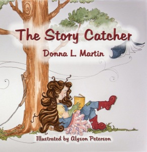 Donna Martin's book_STORY CATCHER BOOK COVER