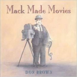 Mack Made Movies book cover_