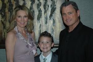 Michelle Eastman's family/ Communion