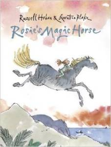 Book cover_Rosie's Magic HOrse_d