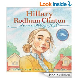 Hillary Rodham Clinton book cover from amazon_